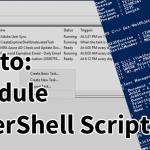 Schedule_PowerShell_Scripts